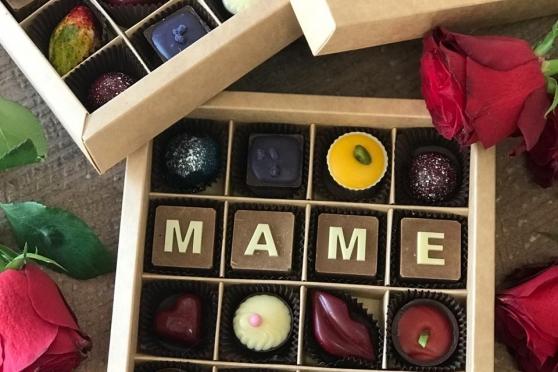 Ассорти конфет Маме