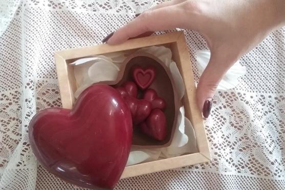 Сердце с сюрпризом