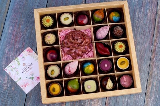 Набор конфет 21