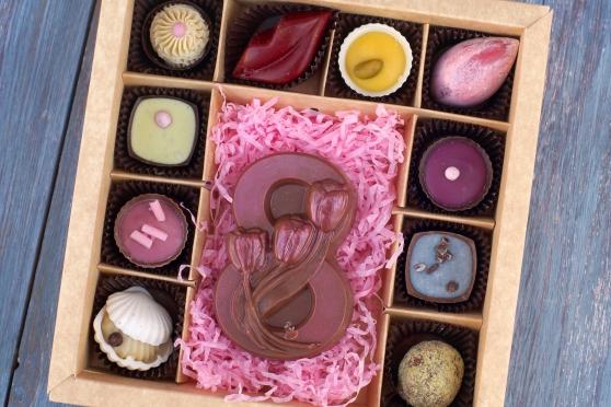 Набор конфет 10