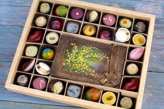 Набор конфет 30