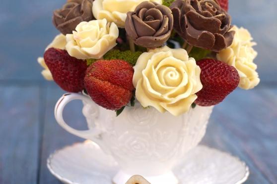 Чайные розы 2