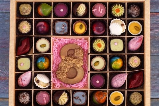 Набор конфет Тиона